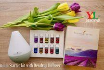Premium Starter Kit with Dewdrop Diffuser