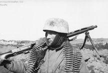 German Elite Parachute Brigade Ramcke.