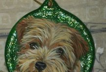 Norfolk Terrier Items and Collectibles