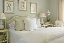 Bedrooms / by Laurie Hall