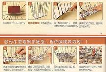 tvoření z papírů