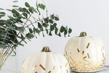 Modern Fall Decor