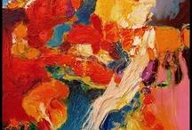Flors pintura