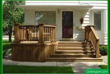 Steps an decks