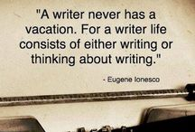 On Writing / Writers and Writing