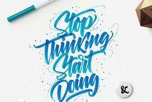handwriting,,typgrapy