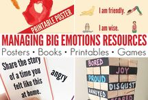 Emotions / Helping children to cope with their emotions