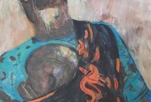 Paintings 2014 / East Africa