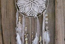 Dream & Sun catcher, Hanging crafts