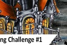 Make it Colourful Challenges / Monthly Colouring challenges