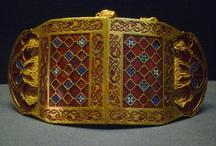 Anglo Saxon - Sutton Hoo (England - Suffolk)