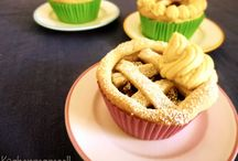 Cakes, pies and muffins