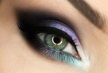 oczy kolorowo