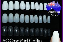 Nail Tips Shapes - Salon supplies