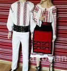 Traditional costume of women and men