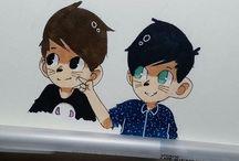 Phan // Dan and Phil