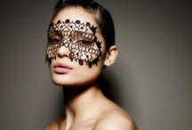 Fashion mask / by Teddy Bob
