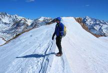 Mountaineering in Mendoza Argentina / Trekking in mendoza , adventure in mendoza , rock climbing in mendoza , mountain tours mendoza , aconcagua trips , aconcagua adventures