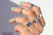 Rings / by Plenggggg Pleng