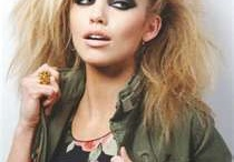 Make Me Up! / Make Up and Hair.  Looks Inspirations Ideas!