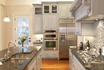 Kitchen Ideas / by Margi Roth
