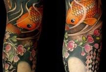 japonés tattoos