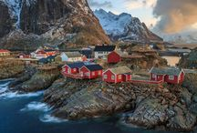 Opplev Norge / Fantastiske eventyr, reisetips og attraksjoner i Norge