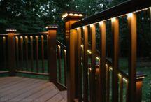 Terrassi valgustamine {Deck Lighting}