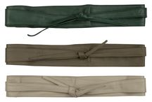 Gm z belts / Belts designed by he Gm z sisters