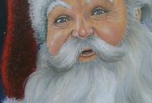 Santa's #6 / by Barbara Wastrack