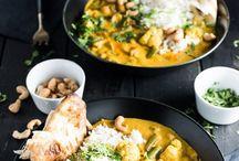 Eten-curry