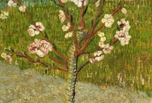 Vincent van Gogh Ruled journals / Ruled/ Lined journals. Cover images: paintings by the Dutch master artist Vincent van Gogh