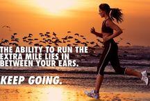 Athlete Motivation / by Kaitlyn Gillett