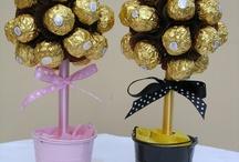 Ballagási csokrok