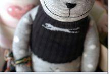 Socken Tiere