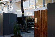 Acceso y espacios comunes de vivienda colectiva