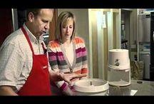 Cookie Baking: Bosch Mixer