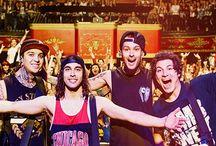 bands i love