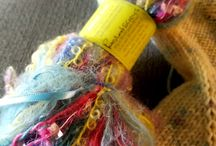 Magic Ball & Eclectic Projects | Be Sweet Yarns