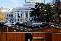 Vienna / Christkindlmarkt