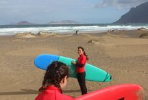 8th Day Adventure 'Lanzarote' / The Spot-M, Global Boarders Ltd and Lava Flow Surf Companies teamed up last week to provide 8th Day Adventure Group a week of fantastic surf, sun and entertainment in the idyllic surf location of Lanzarote. See below for a sneak preview...