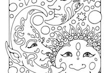 coloringbook pages / Inspirational coloringbook pages