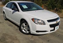 2012 Chevrolet Malibu LS Sedan For Sale at The Auto Finders Dealership in Durham NC