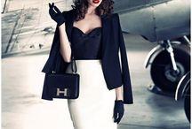 dearWYW Women's Fashion Tube Top Strapless Dress WHITE&BLACK