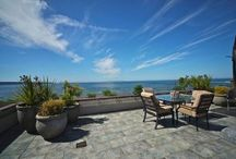 White Rock Ocean View Homes / by South Surrey / White Rock Real Estate