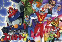 Anime-Super Robot