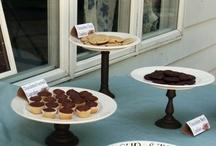 Cake Plates / by Parna Henry