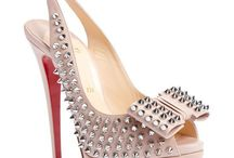 Christian Louboutin Slingback Shoes / Christian Louboutin Slingback Shoes