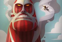 Attack on Titan / by Stephen Broadwater