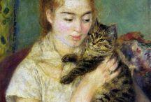 Pierre-August Renoir 1841- 1919